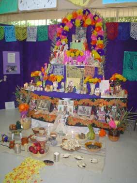 Los altares